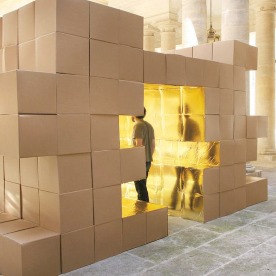 Festival des Architectures Vives - by Studiowam et pour l'association Champs Libres